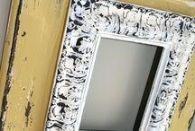 Paintted Frames