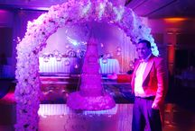 Asian Wedding - Marriott Grosvenor Square / I was delighted to have been wedding toastmaster and MC at this superb wedding reception. With the most amazing wedding cake and decor