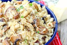 Risotto and Pastas