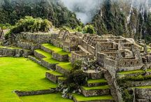 Perù / Una terra esotica, selvaggia, magica e ricca di siti archeologici che respirano aria di storia lontana.