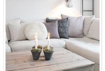 Christmas: interior/ ideas/ decorations/ diy