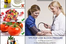 TIPS FOR LOW BLOOD PRESSURE / Get tips for #BP because we  care for your #health check  #tips for #BloodPressure control@ bit.ly/1Nd6pko