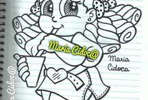 Álbum Maria Cidoca
