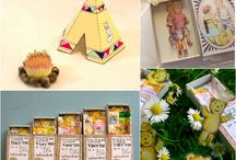 Kids Birthday Favours & All Things Nice