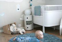 Barnerom inspirasjon / Venter mitt første barn i oktober 2015, ønsker inspirasjon til barnerom