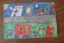 Kindergarten Social Studies / Core Social Studies Ideas / by Beth Emmons