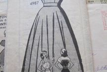 Vintage Fashion Patterns