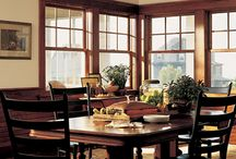 Window Ideas / A variety of windows for the home.