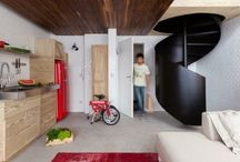 Apartment / My favorite innovative and cool flat.