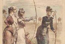 Antique archery