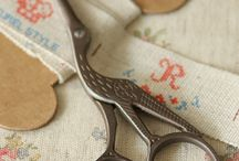 Vintage sewing/quilting tools and other fun stuff / by Nikki LovesToQuilt