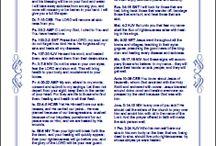 BIBLE: Scriptures