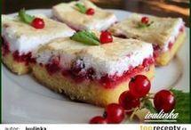 sladké koláče