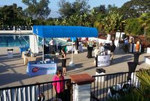 Solana Beach Chamber of Commerce Business Expo 2015 / Our World Famous Business Expo at Lomas Santa Fe Country Club