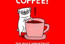 it's coffee time! / kawa kawa kawa! i jeszcze trochę kawy, popite kawą i zagryzione kawą. It's all about coffee :)