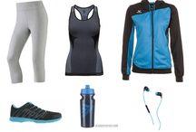 Sports / Sportoutfits und Zubehör für alle Fitness-Vicitms!