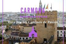 Maravillas de Andalucia / Lugares para conocer en Andalucia
