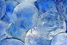 Mil tonos : azul / by Angeles