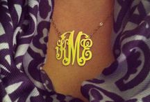 ACCESSORIES are NECESSITIES  / by Melissa Smith