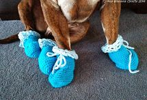 Knitting patterns for extra small dog booties
