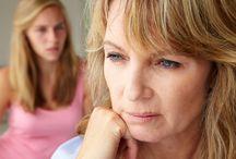 Menopauza / Zeny pocas menopauzy. Menopauza a jej priciny