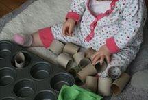 Hračky a aktivity