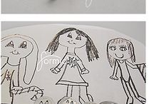 Children's art jewellery