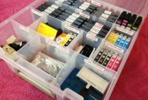 Organizing: Office/School Supplies / by Valerie