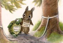 Beautiful illustration for children