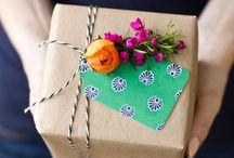Ideas para decorar regalos
