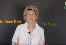 Skin Care Diet / Some filtered and effective skin care diet tips... for vibrant skin!  Forget the starvation model.
