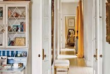 paint colors / by Ticking and Toile