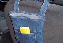 bolsa guarda-todo para coche