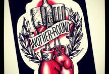 kickboxing tattoo