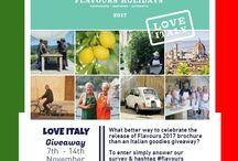 LOVE ITALY Giveaway