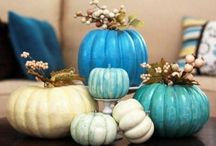 Fall Decorations / by Lindsay Mandel