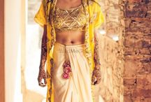 mehendi ceremony outfit