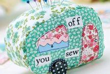 Sewing / by Jill MacDonald