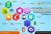 Infograins Customized Application Development