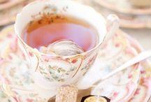 Teapots, Teacups and Saucers