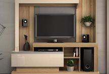 Mueble para la television