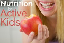 Tips & Recipes for Active Kids