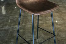 Bar Stools / Bar stools are perfect for giving you a boost to the height of a bar table, floating island or simply your kitchen counter. These stools are amazingly versatile in a work or home environment, whether it be large or small. They come in a variety of styles from pump chairs to wood high bar stools. Whether you are looking for a mixed material bar stool: metal, wood or both, this section has you covered.