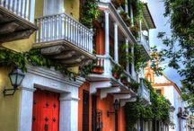 Historic Colombia - landmarks / by Javier Borrero