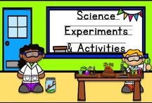 Science Experiments & Activities / All things fun and hands-on to teach science! To be a collaborator on this board, send me a message through Pinterest.