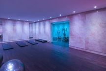 Luxury Gym & Spa Rooms