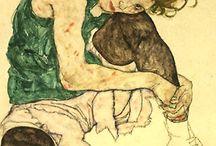 Egon Schiele / Avanguardie storiche del 900