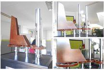 Herrería artística / Un tablero para mostrarte los proyectos más finos de Ibarkalde S.L. Proyectos de herrería artística en hierro, con un diseño especial y hechos a medida.