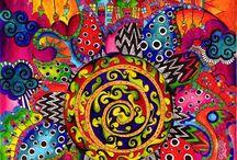 Sztuka, wzory, kolory!