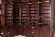 Rak Buku dan Dokumen